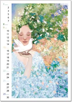 calendario Rebelot Aprile 2012