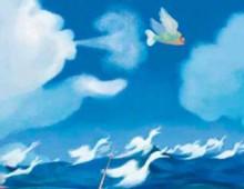 Ulisse il pesciolino volante | BD | 2010