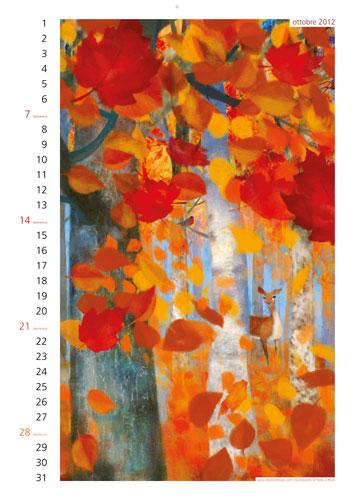 Calendario Rebelot Ottobre 2012