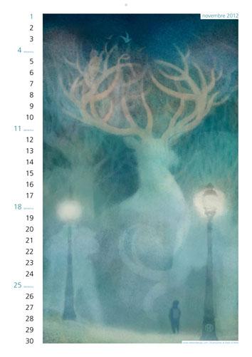 Calendario Rebelot Novembre 2012