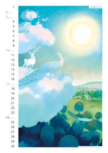 Calendario rebelot giugno 2012