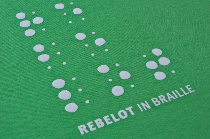Braille by Rebelot