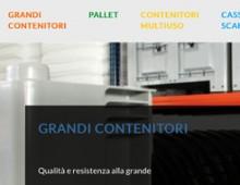 Martini Alfredo | contenitori e pontili | website | 2015