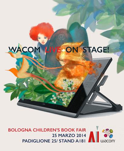 dAltan_2014_Wacom-AI BolognaBookfair