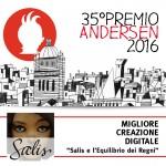 Premio Andersen 2016 miglior Creazione digitale: Salis e l'Equilibrio dei Regni