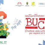 Paolo d'Altan Ospite d'onore al Buck Festival di Foggia