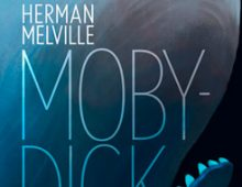 Herman Melville | Cover design & Illustration